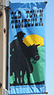 Old Town Temecula Flag